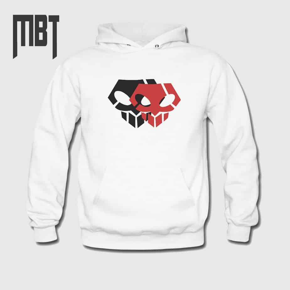 Bleach Game Hoodie, Bleach Logo Hooded Sweatshirt #1