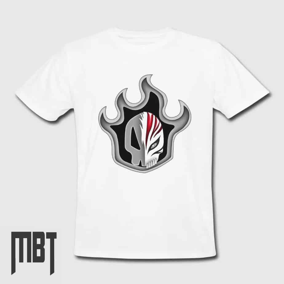 Bleach Game T-Shirt, Bleach Logo Tee-Shirt #1